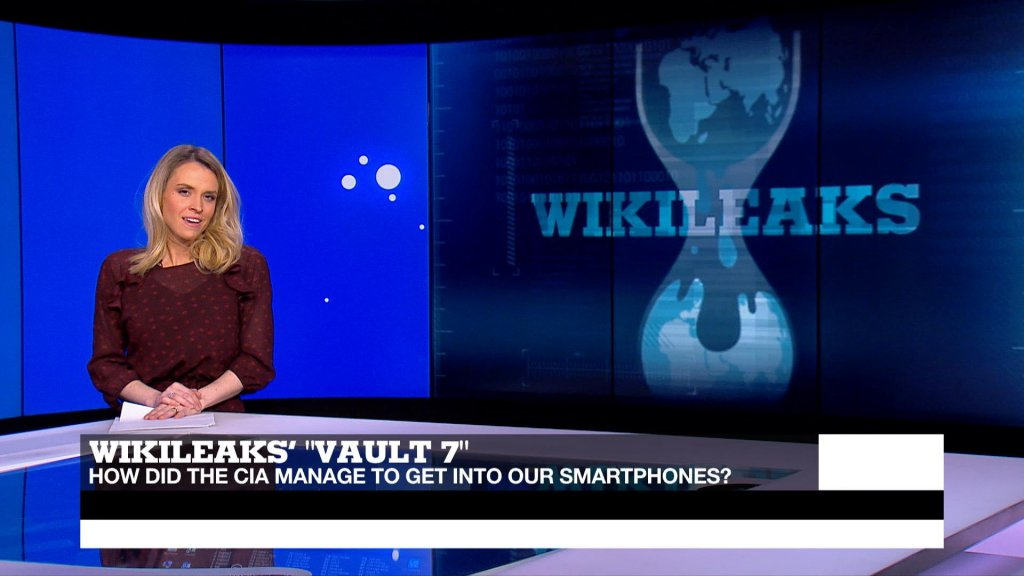 #TECH 24 - WikiLeaks' 'Vault 7': How did the CIA manage to get into our smartphones? https://t.co/oWXo5HW1V4