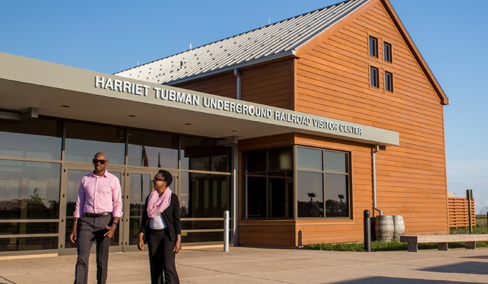 Today is Harriet Tubman Day and we are celebrating in a big way. @TubmanSP @TubmanUGRRNPS https://t.co/rbt9E0fj2G https://t.co/FyvfcIz4WB