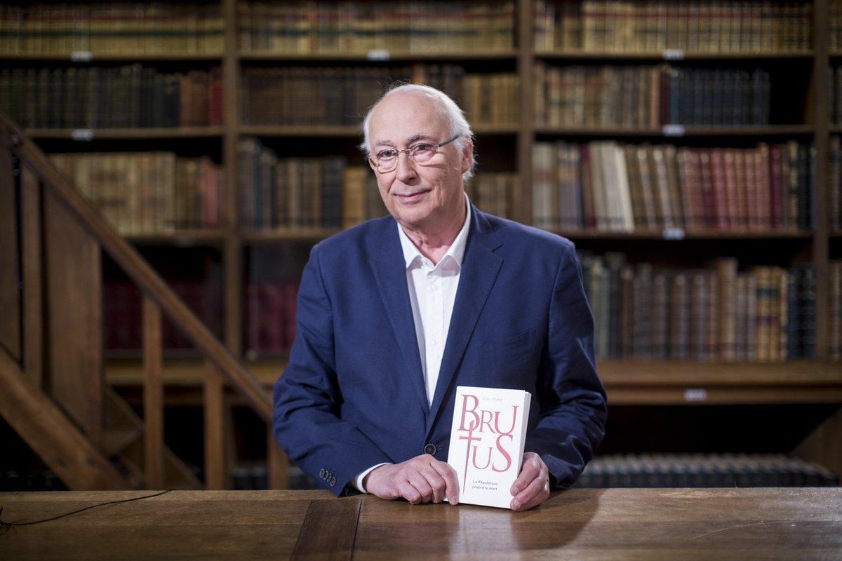 Alain rodier pr sente son livre brutus la r publique for Rodier interieur