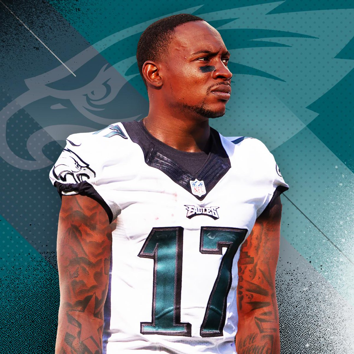 Welcome to Philly, Alshon.