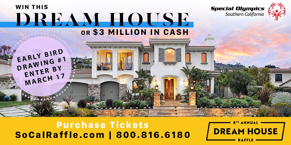 Special Olympics Socal On Twitter Enter The Dream House