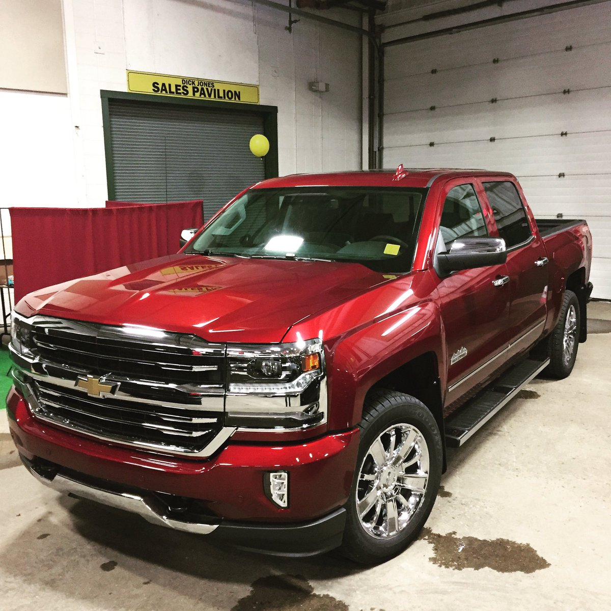 """Lance Herman On Twitter: """"2017 Silverado High Country In"""