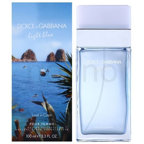 light blue love in capri dolce gabbana отзывы