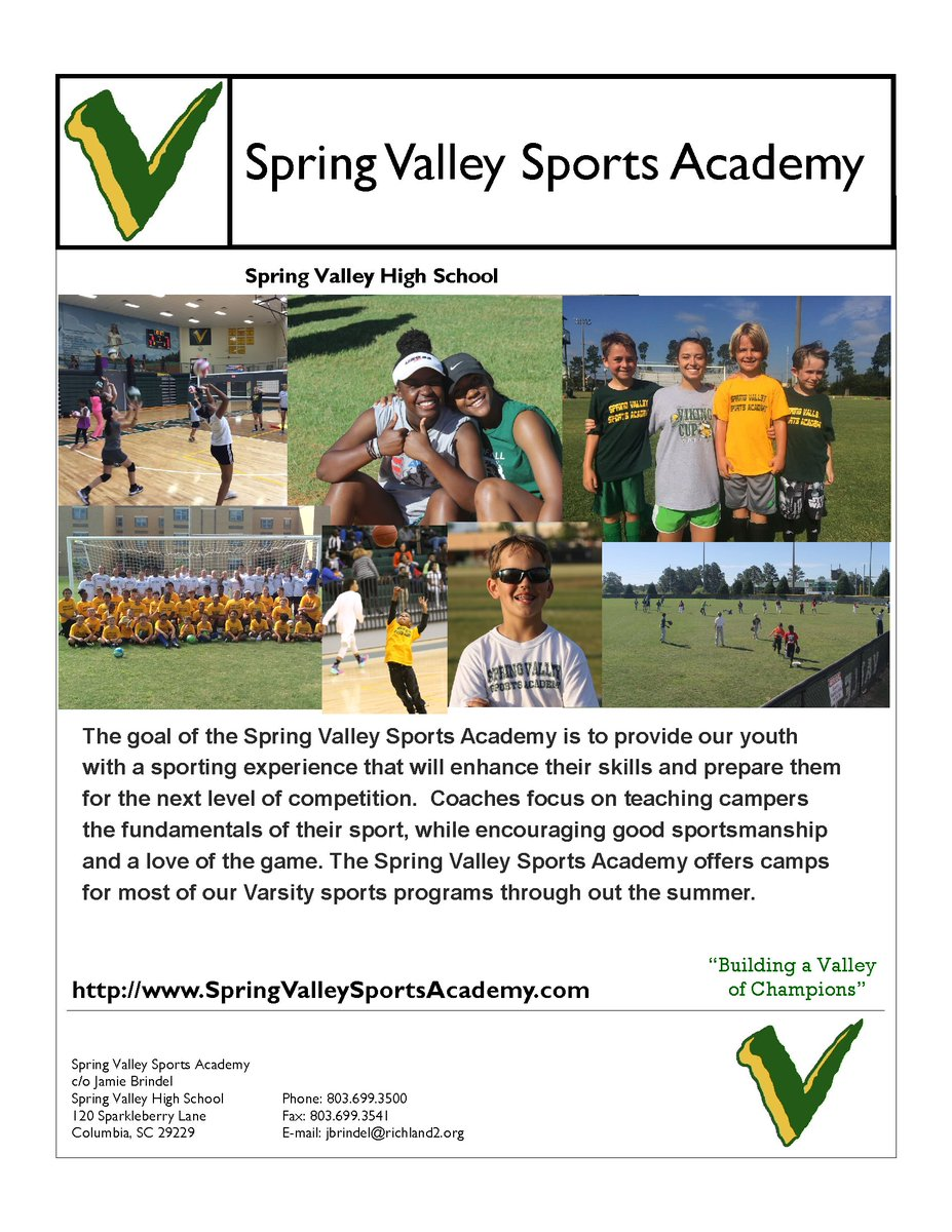 Spring Valley on Twitter: