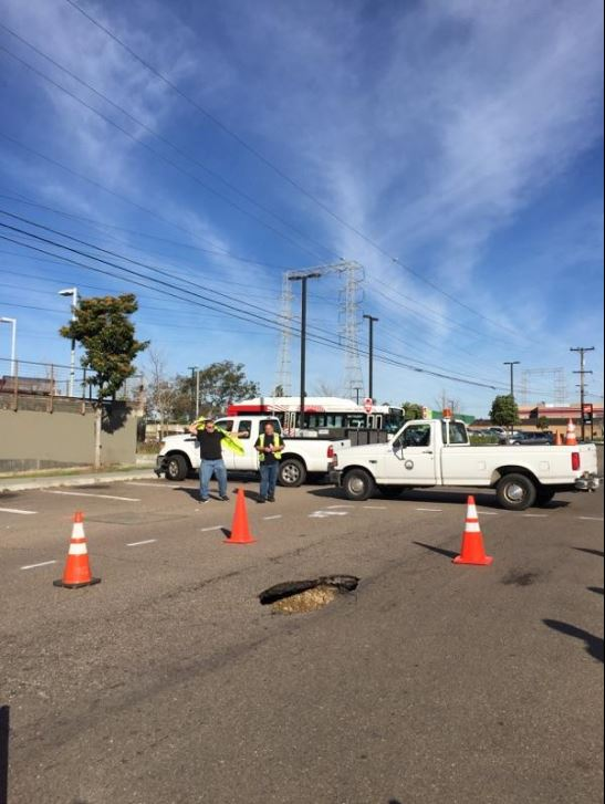 Trafficalert Wilson Ave Between Mile Of Cars Way And 22nd Street
