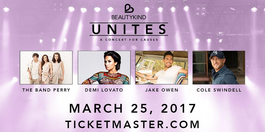 Beauty kind united concert