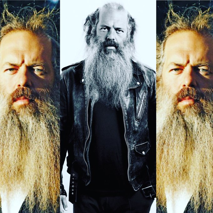 Happy birthday to Rick Rubin  easily the most influential and important producer in modern music;