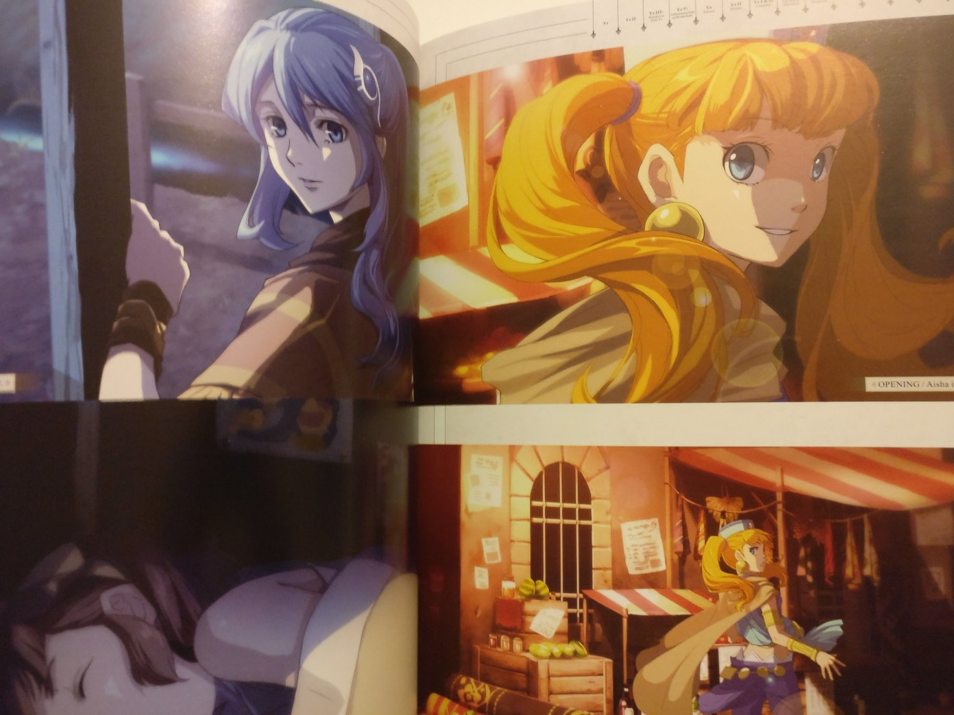 Ys The Art Book