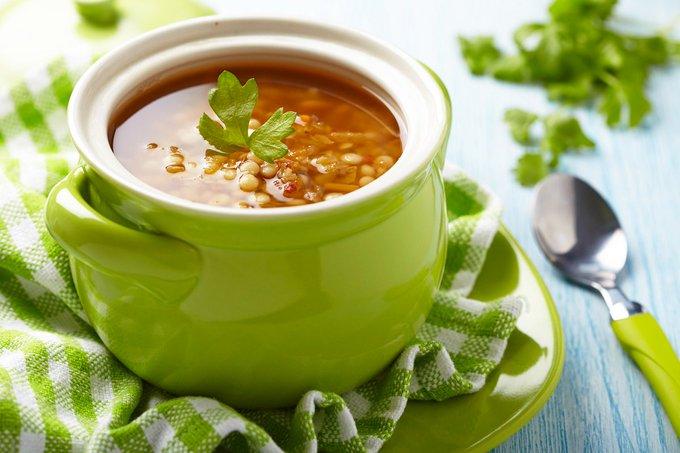 La ricetta classica delle lenticchie