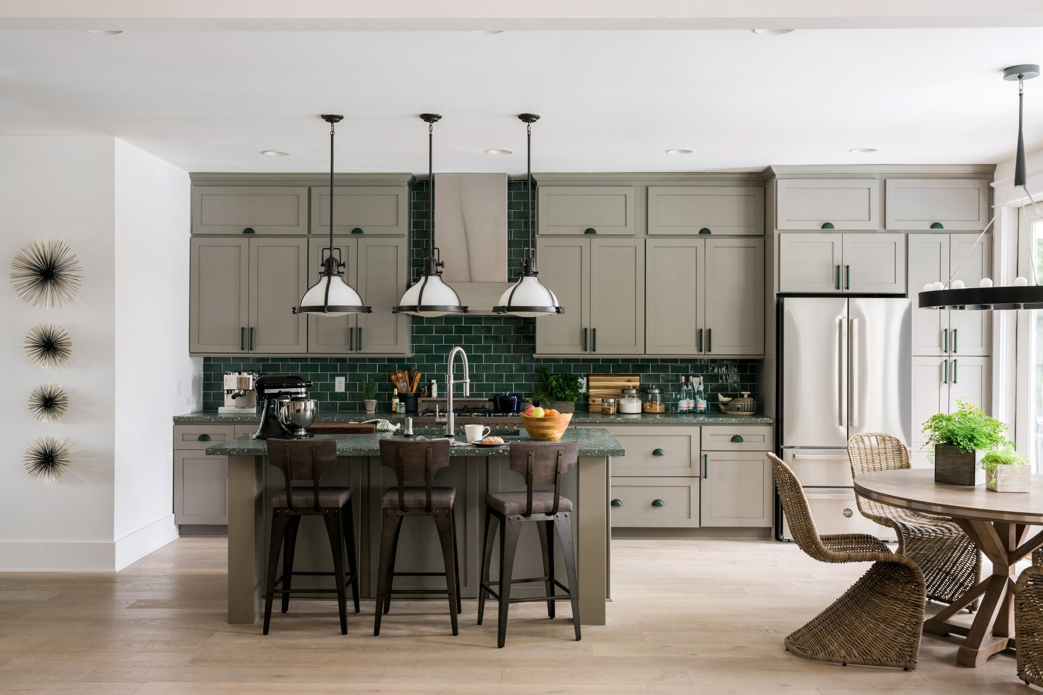 """Cabinets To Go on Twitter: """"See Our Platinum Grey Shaker ..."""