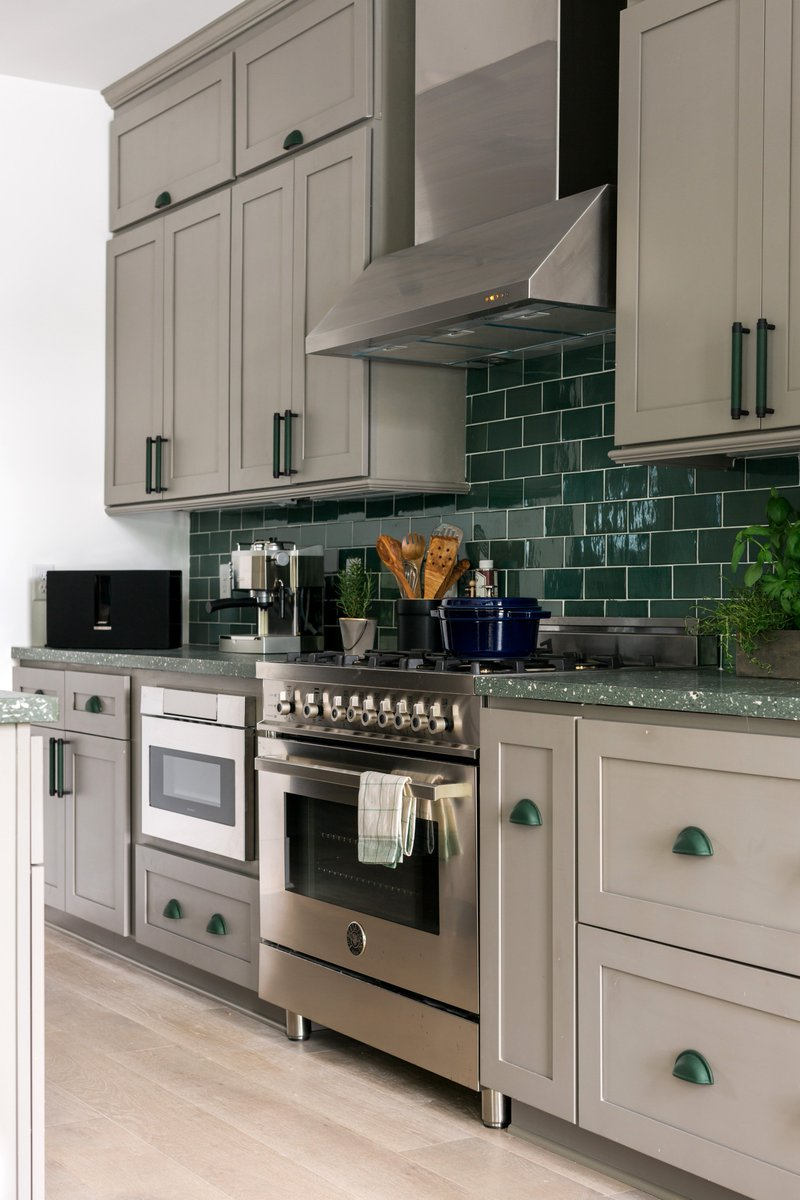 "cabinets to go on twitter: ""see our platinum grey shaker kitchen"