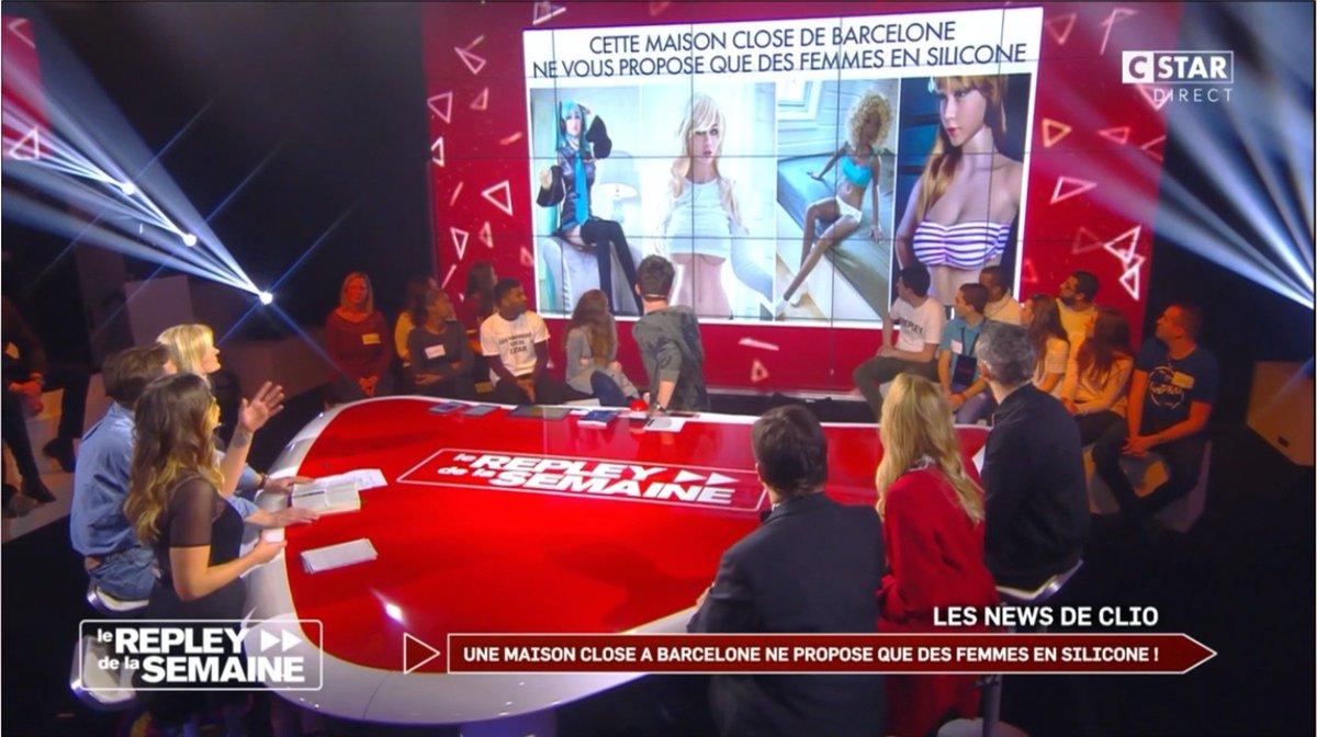 """Guillaume Pley on Twitter: """"Chelou en Espagne la maison close 10"""