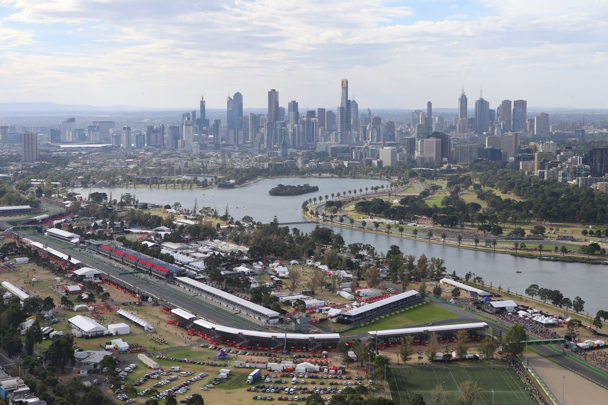 2017 FORMULA 1 ROLEX AUSTRALIAN GRAND PRIX (Previa)