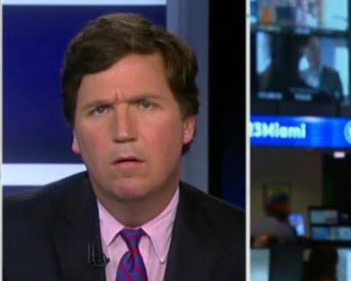 joe berkowitz on twitter tucker carlson has one face and it s