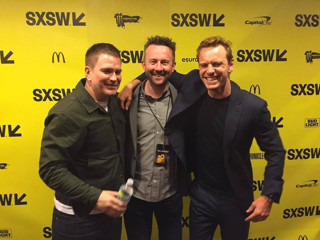 What an amazing journey with these two guys. Today has been amazing.  Luke directed, Micha… https://t.co/amSYw83JpA https://t.co/LDdHtB6ZB4