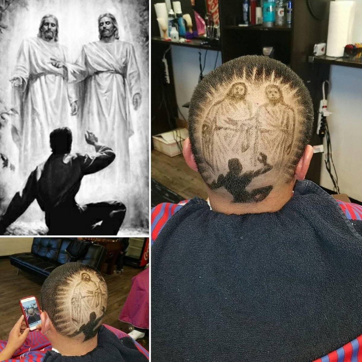 This Week In Mormons On Twitter We Got Your First Vision Haircut
