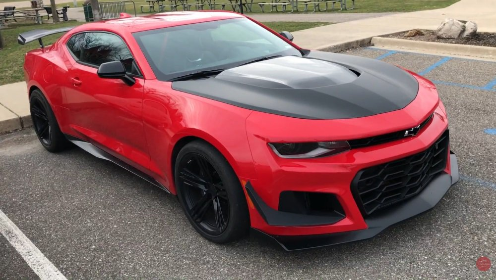 Red Hot #Camaro ZL1 1LE Spotted Out and About! https://t.co/9WDCTVvxyg https://t.co/9nSe7YzTk5