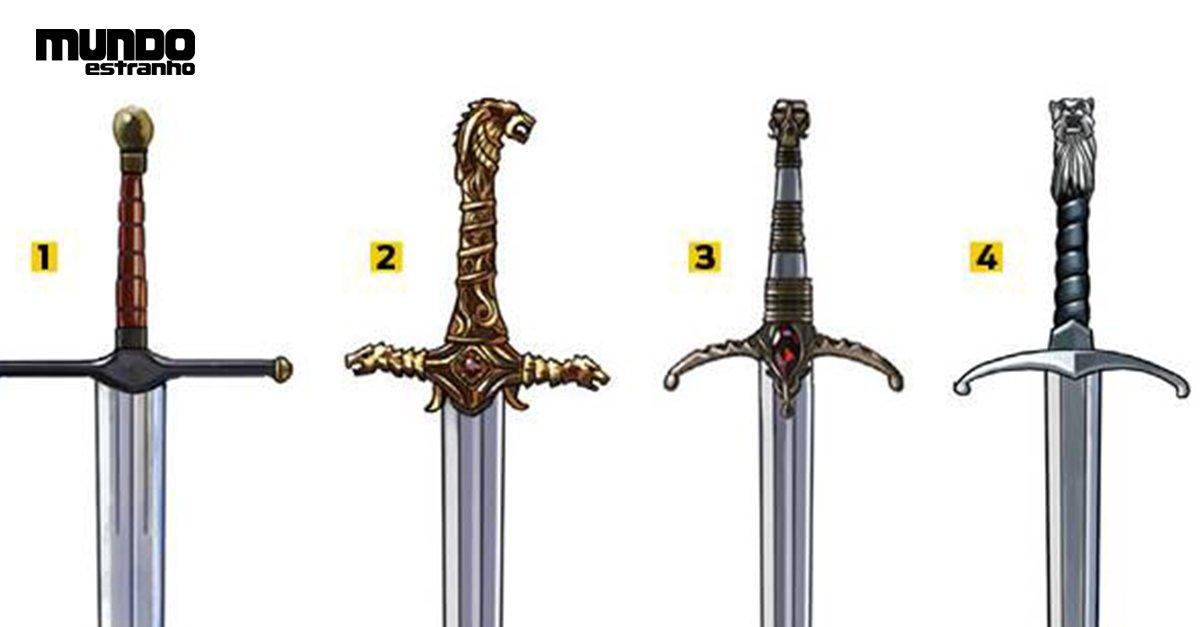 """8 espadas essenciais na trama de """"Game of Thrones"""" https://t.co/3eLC769Nic"""