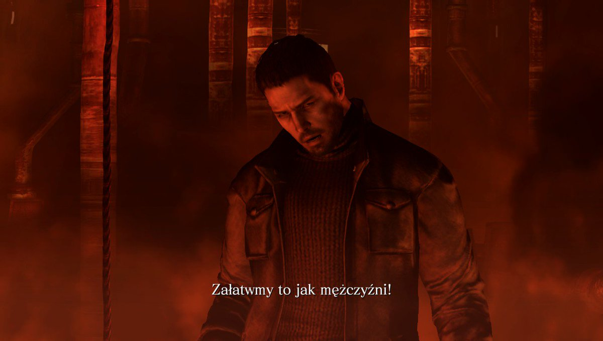 Lou Semi Break On Twitter Another Screen Shoots Set Finally Boys Got Their Happy Ending Residentevil6 Nivanfield Dontfuckingcry Chrisredfield Piersnivans Https T Co M7qhk2ptjx