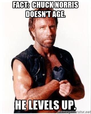 Happy 77th Birthday Chuck Norris