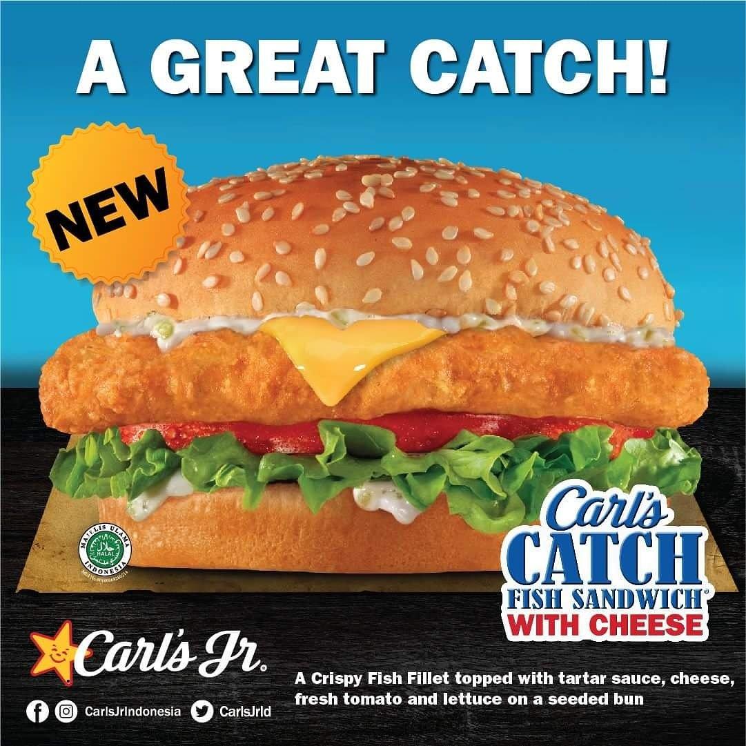 Burger king fish sandwich halal for Carl s jr fish sandwich