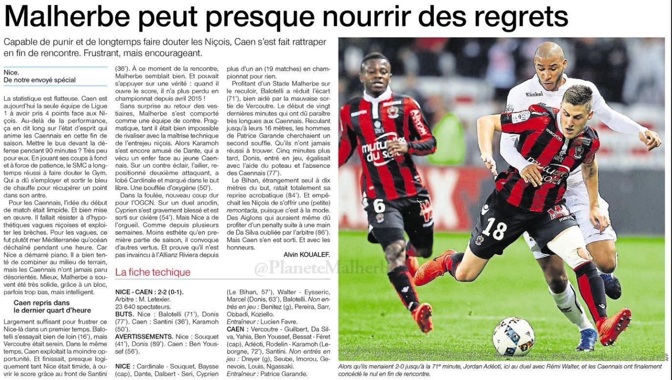 [29e journée de L1] OGC Nice 2-2 SM Caen C6n6juLWsAADlg4