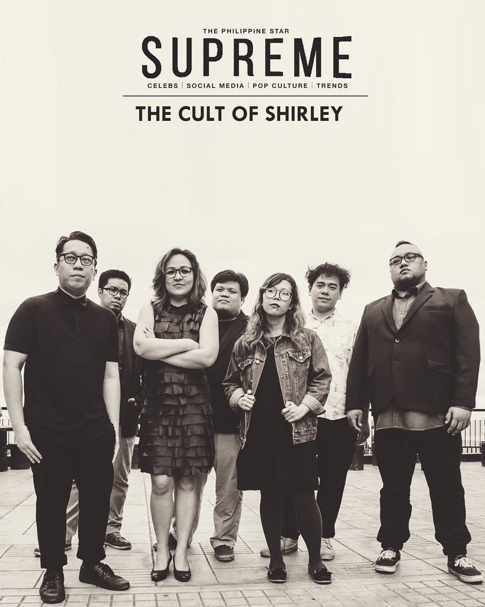 On the cover of this week's issue: The cult of Shirley Grab a copy of the @PhilippineStar today!
