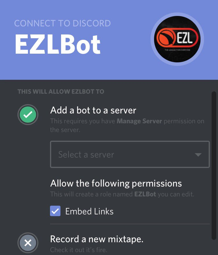 Ezl on twitter need a vainglory api bot for your discord server ezl on twitter need a vainglory api bot for your discord server it displays stats profile recent match data ccuart Choice Image