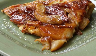 Apple Pancake Wedges