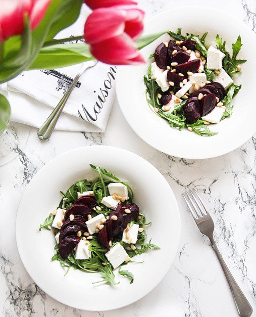 Рецепты фото салатов