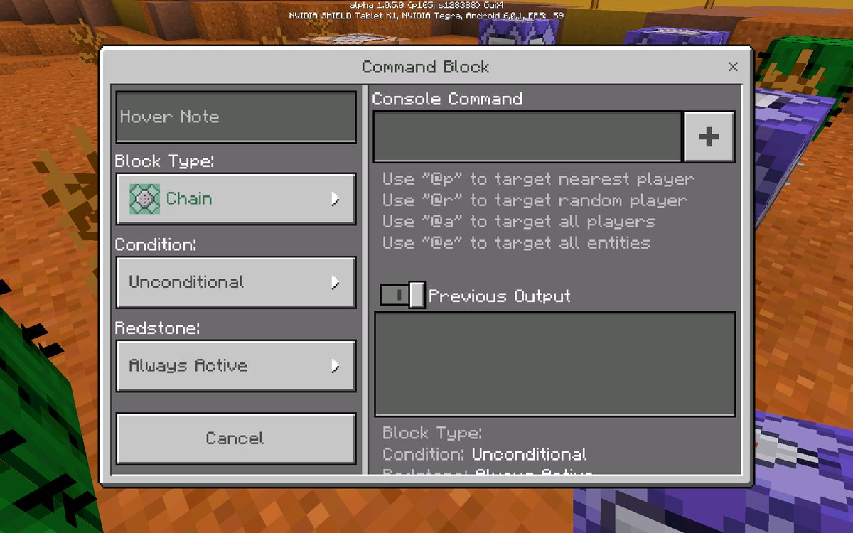 minecraft multiplayer command block