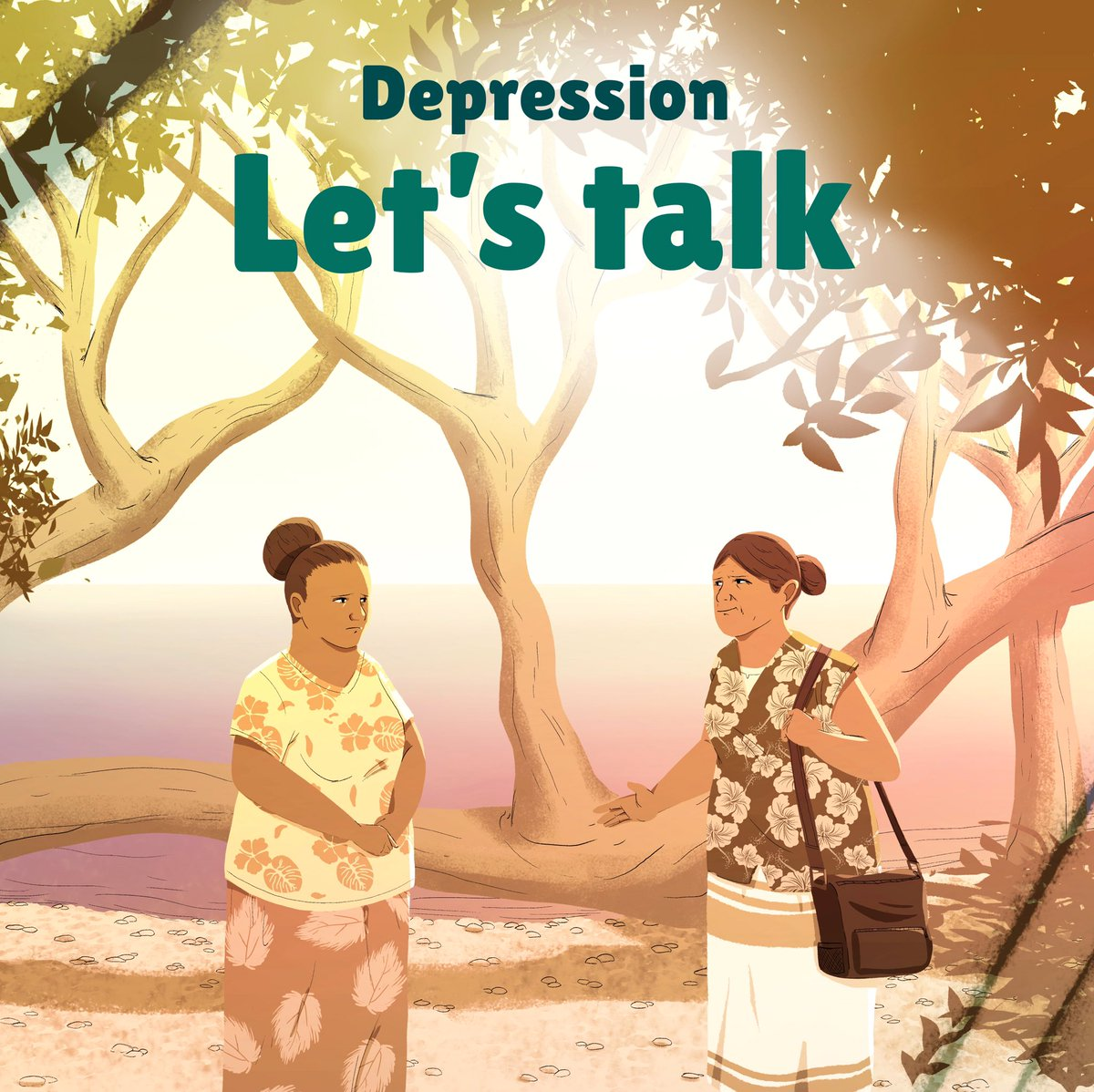 World Health Organization WHO On Twitter Like Our Day Posters Depression Share Them To Your Loved Ones From New Page