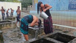 Hot Water Well