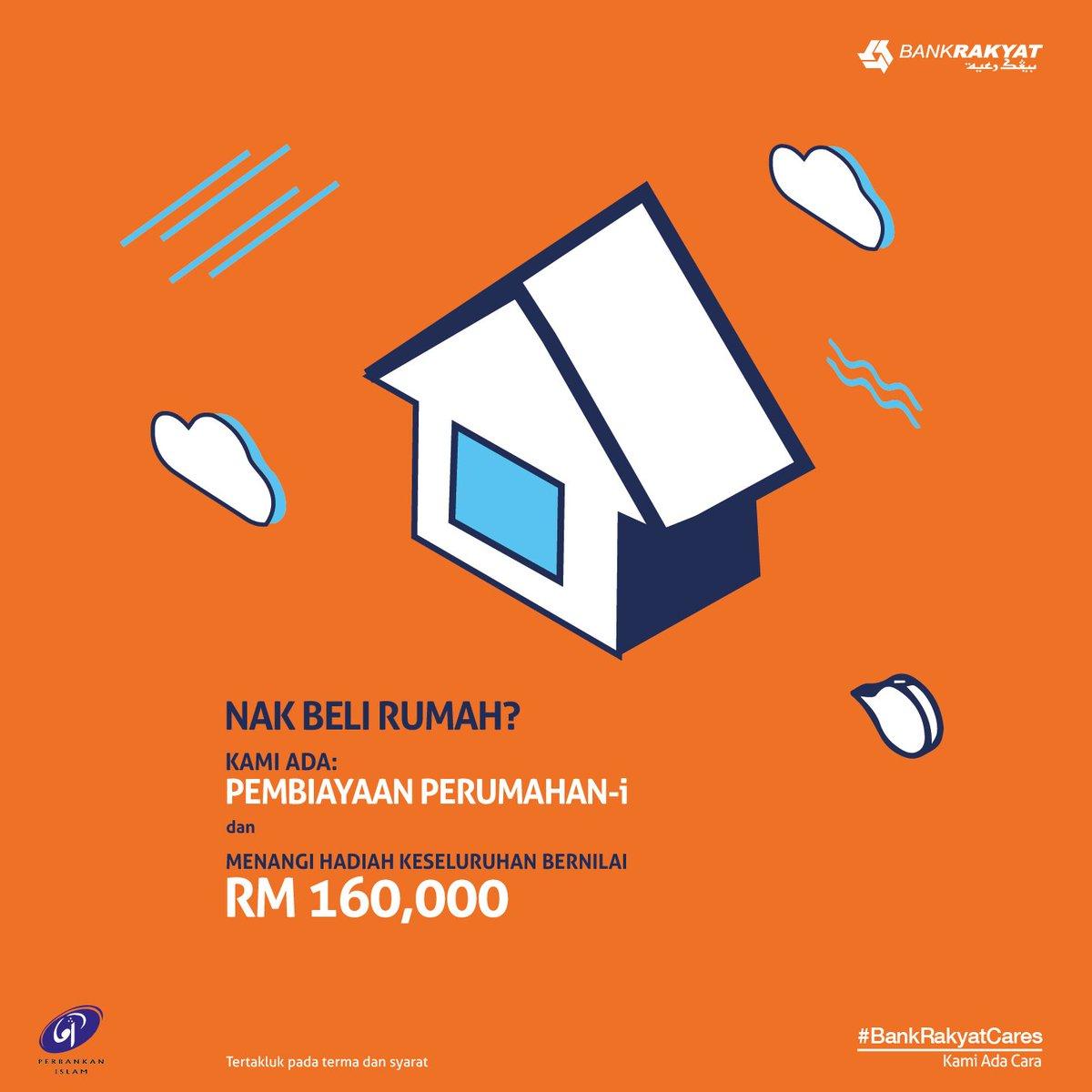 Bank Rakyat Ar Twitter Miliki Rumah Idaman Dengan Pembiayaan Perumahan I Layari Https T Co I75qjfowqt T S Bankrakyatcares