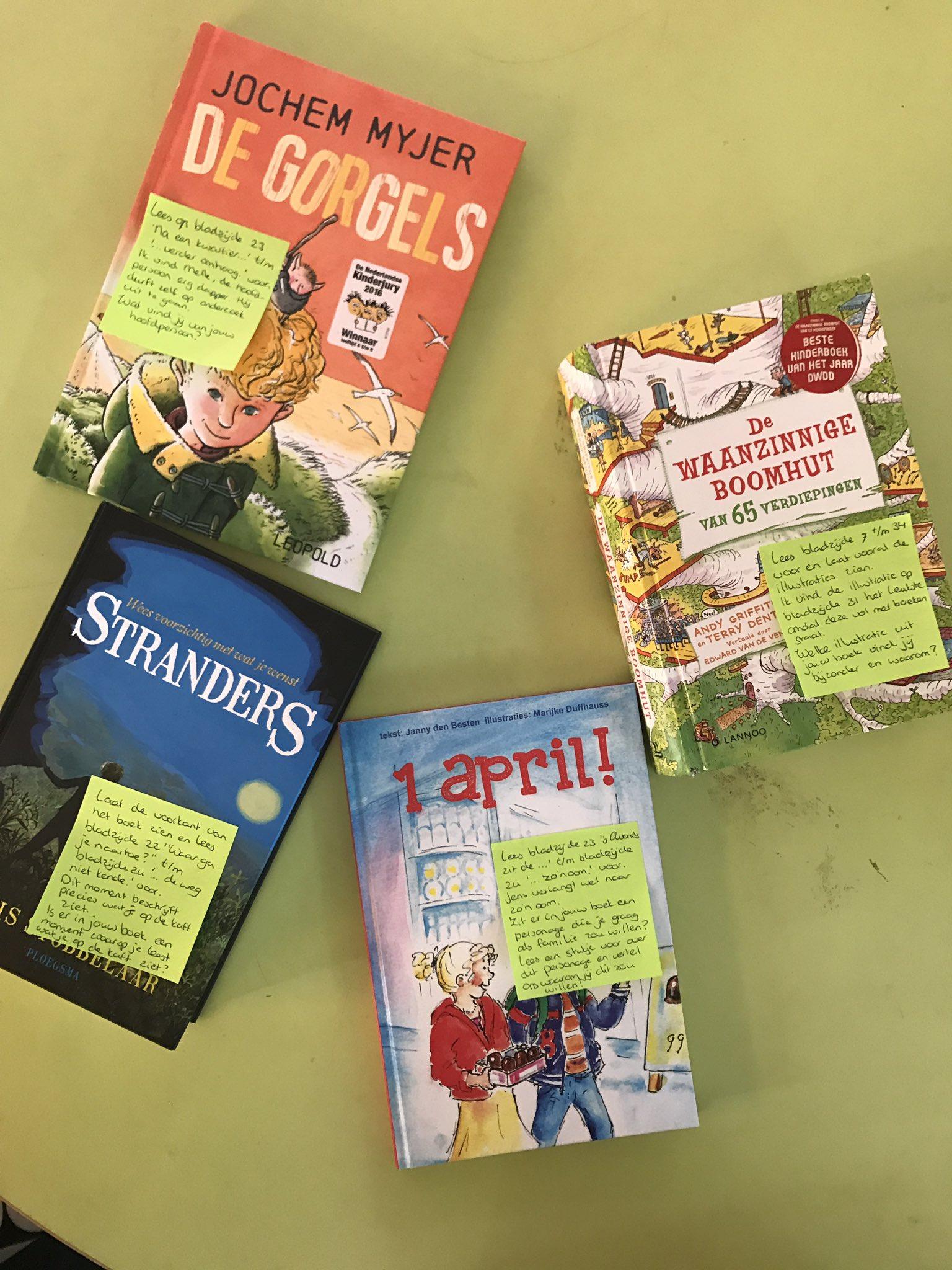 Heb je @Kinderboekenjuf gemist net? Jammer!! Maar neem dan alvast deze lesideeën mee! Bedankt! #edcampnl https://t.co/d1NAYh1zpL