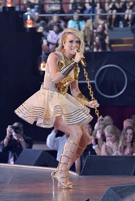 Happy Birthday to the gorgeous and uber talented, Carrie Underwood!!!