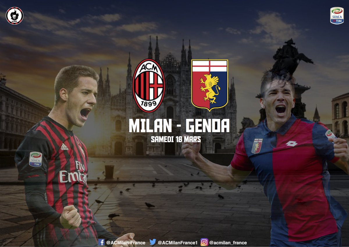 MILAN GENOA Gratis Streaming con Facebook Live-Stream Online e Video YouTube