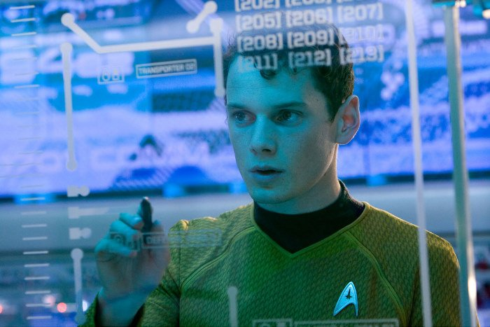 Today we remember the late American film and television actor Anton Yelchin. Happy Birthday, Anton. #RIP #StarTrek