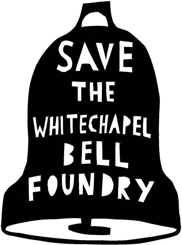 Save The Whitechapel Bell Foundry https://t.co/6lZNuMoTmK via @thegentleauthor https://t.co/cUAIU2UP6L