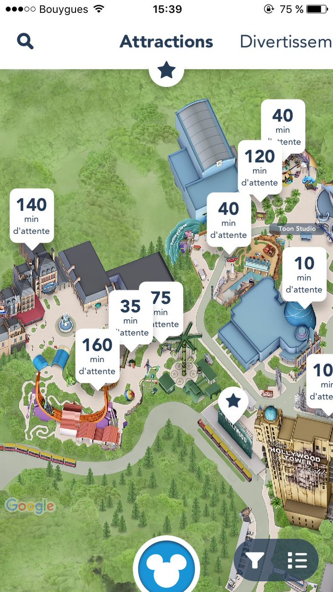 Prévision des affluences pour Disneyland Paris - Page 37 C6pQze0XUAEM5zX