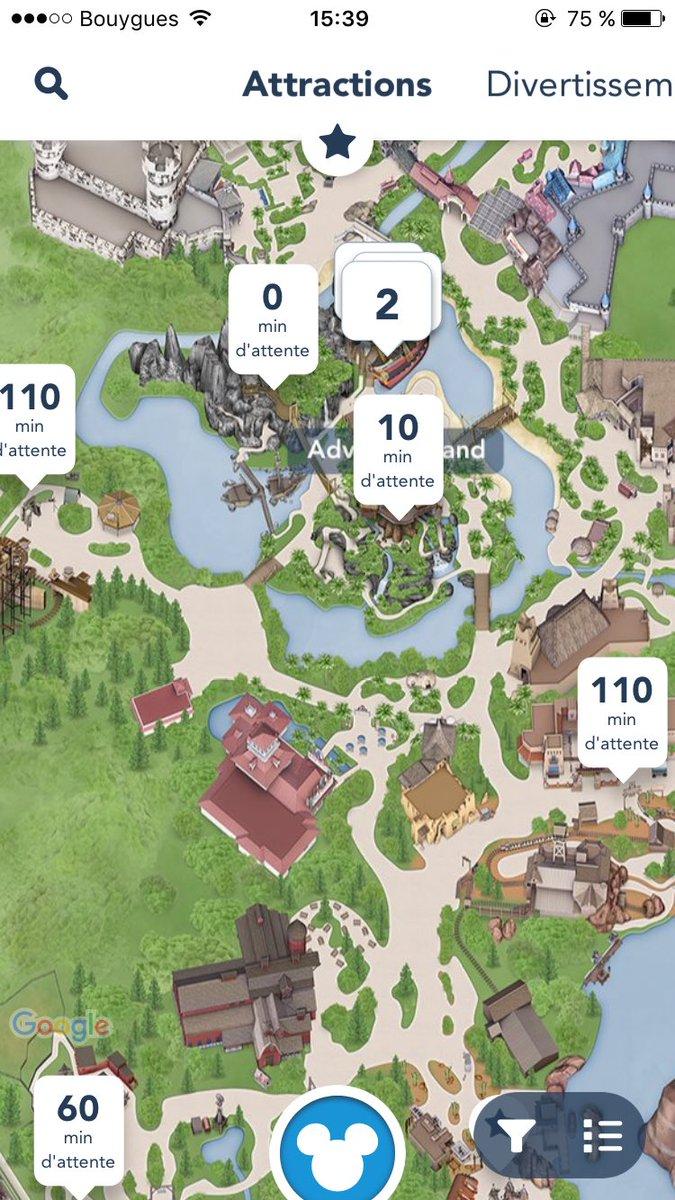 Prévision des affluences pour Disneyland Paris - Page 37 C6pQze6WsAII8ma