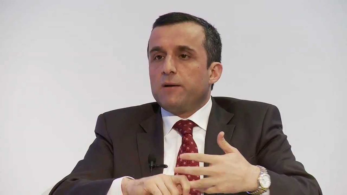 President Ghani appoints former NDS chief @AmrullahSaleh2 as State Minister for reforms in the security sector