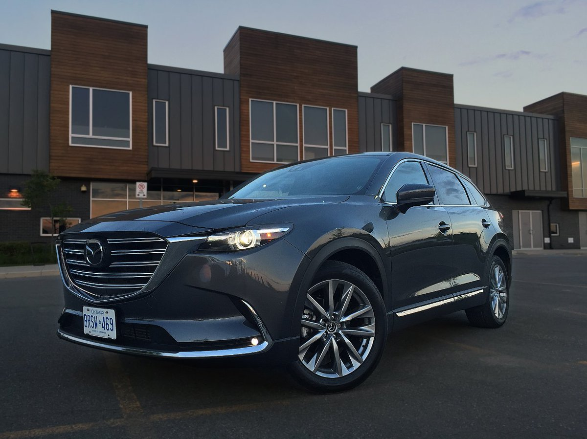 Check out my latest car review the award winning mazdacanada cx 9 http www canadianreviewer com cr 2017 3 10 review 2017 mazda cx 9 signature html