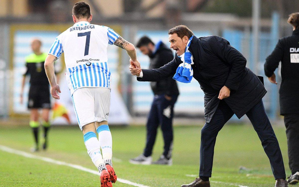 Risultati Calcio Serie B turno 30: Spal da sola in testa alla classifica