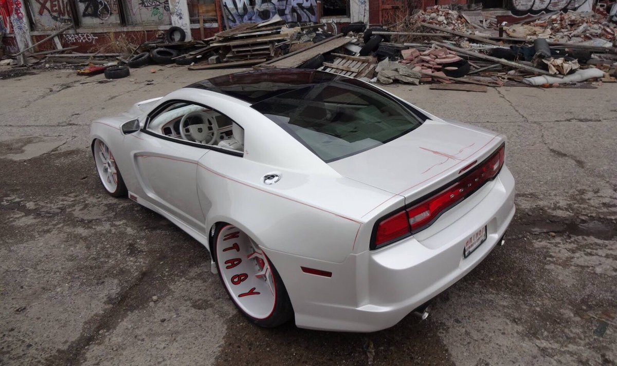 "ⓒ ⓐ ⓡ ⓦ ⓐ ⓕ ⓕ ⓛ ⓔ on Twitter: ""This one-off #Dodge Charger coupe conversion  looks frigging epic 😵😵 https://t.co/5Le9m4Dma1… """