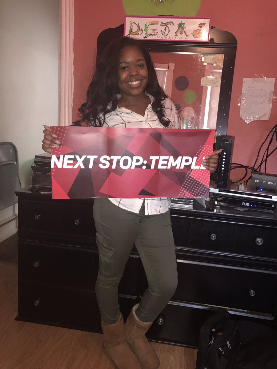 Temple Welcomes DejaMariee___
