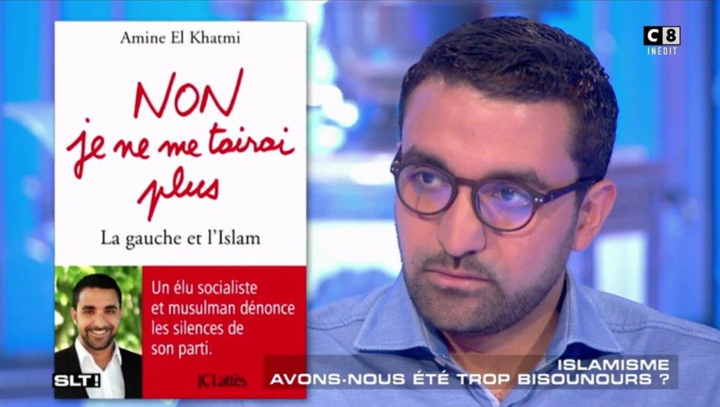 """Amine El-Khatmi on Twitter: """"Merci pour vos messages. Heureux de défendre  ce en quoi je crois. A la semaine prochaine pour la suite de la promo de  #NonJeNeMeTairaiPlus.… https://t.co/aloxn3gBm1"""""""