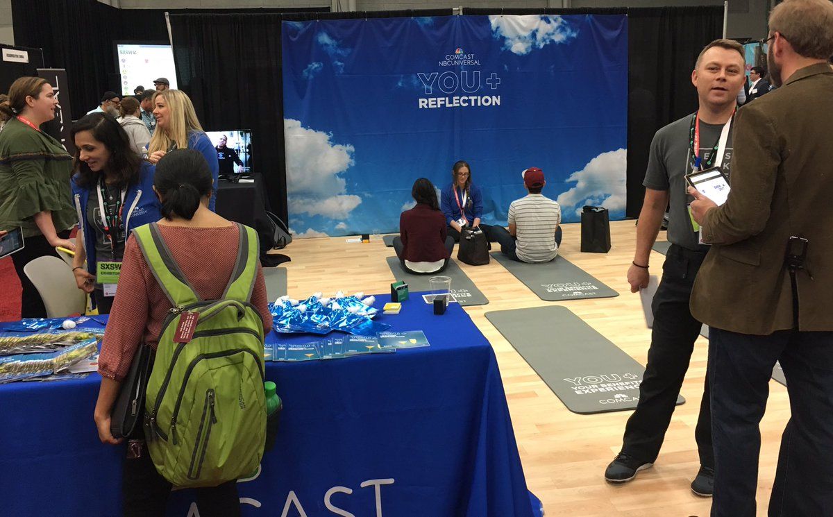 comcast careers comcastcareers s twitter profile twicopy we re getting mindful at the sxsw job market comcastsxsw
