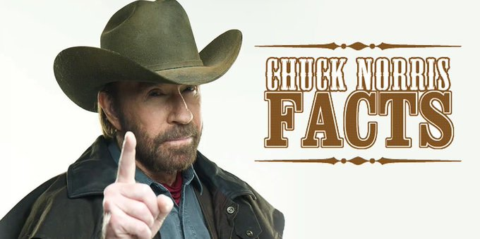 Happy Birthday To Chuck Norris, The Man Who Can Clap With One Hand