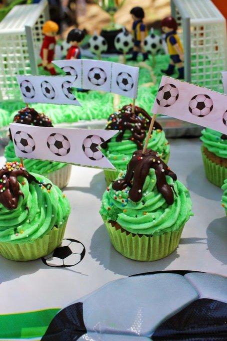 Soccer Birthday Party